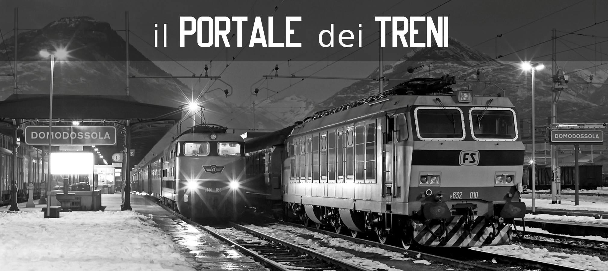 il portale dei treni